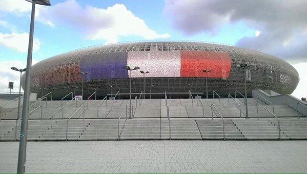 Tauron Arena w Krakowie