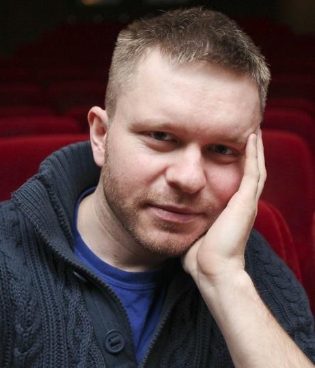 Grzegorz Zariczny, fot. Studio Munka