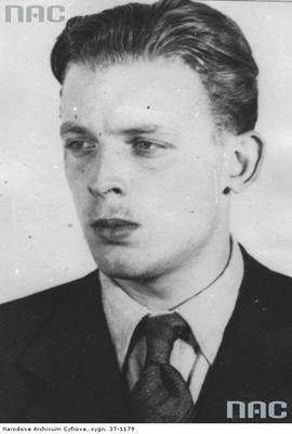 kapitan Aleksander Tarnawski w 1943 roku (fot. NAC)