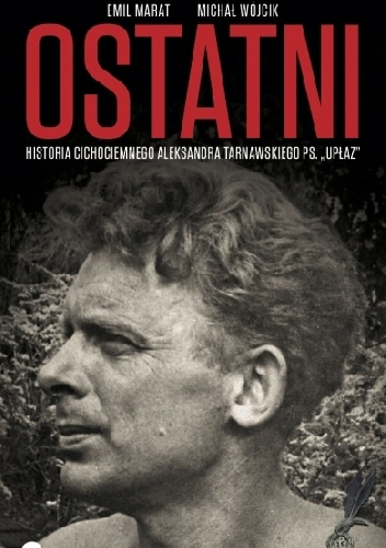 okładka książki o kapitanie Tarnawskim