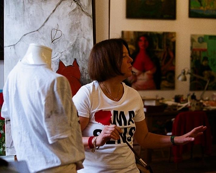 Samanty Belling rozmowy o sztuce